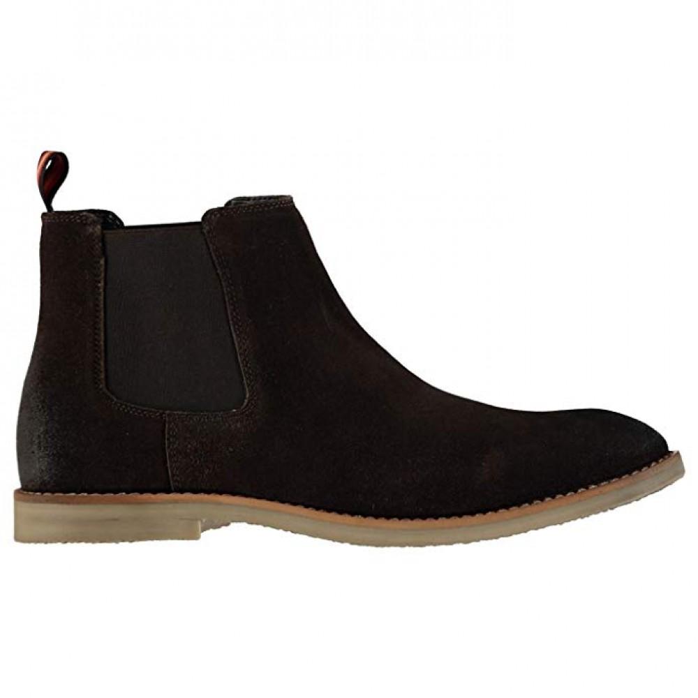 Luke 1977 Biggar Chelsea Boot - Chocolate Brown