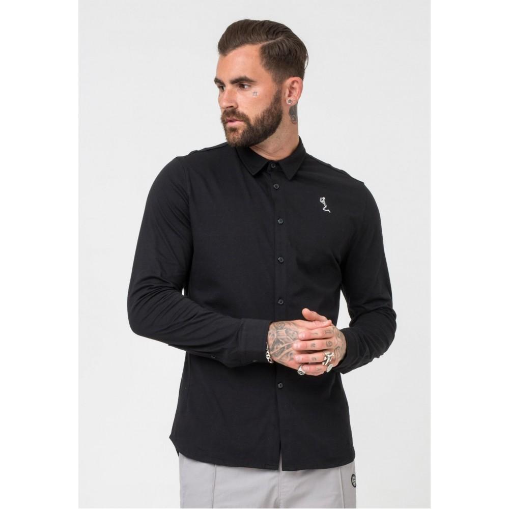 Religion Nero Black Shirt