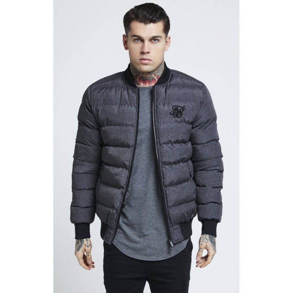 Siksilk Aero Jacket - Grey