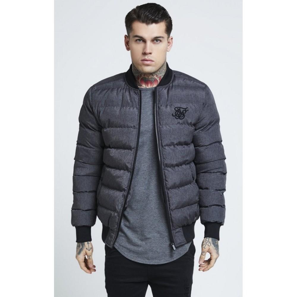 Siksilk Aero Jacket - Grey