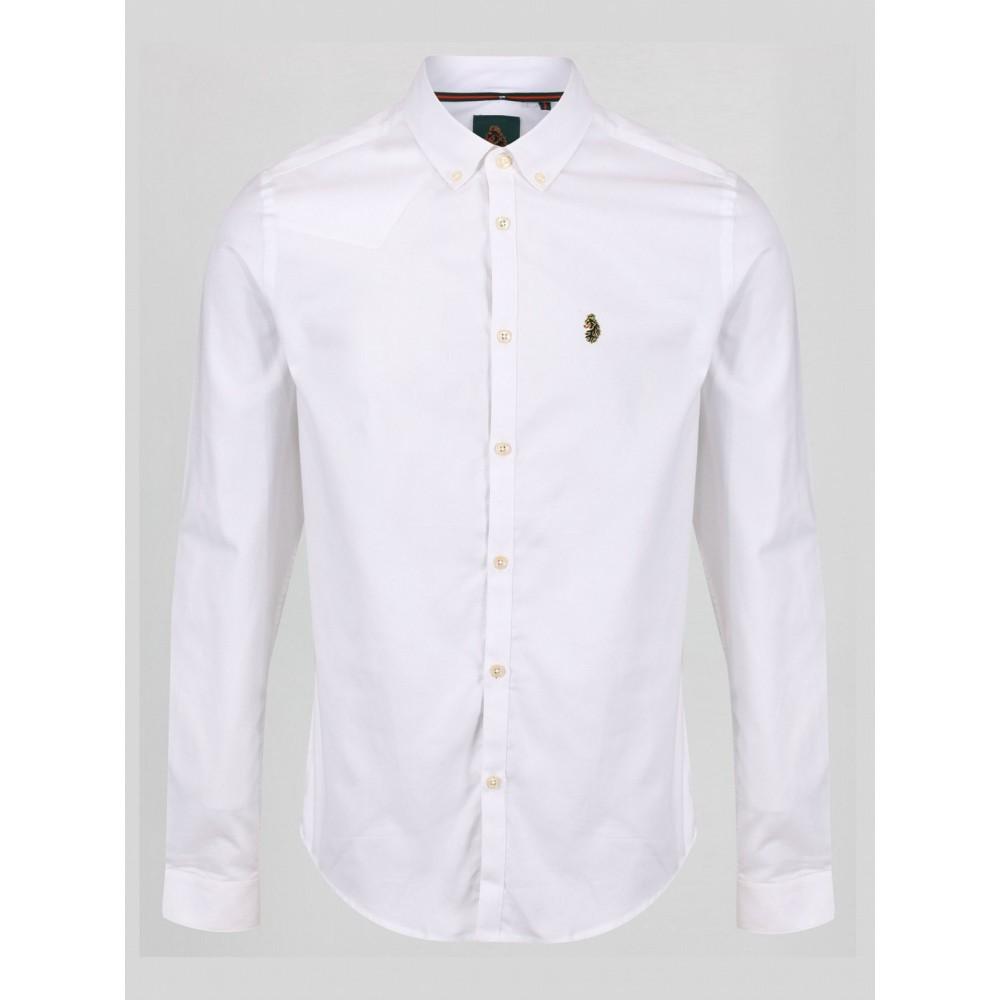 Luke 1977 Cuffys Call White Shirt