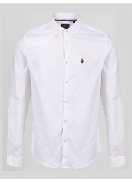 Luke 1977 Cuffys Call White Shirt
