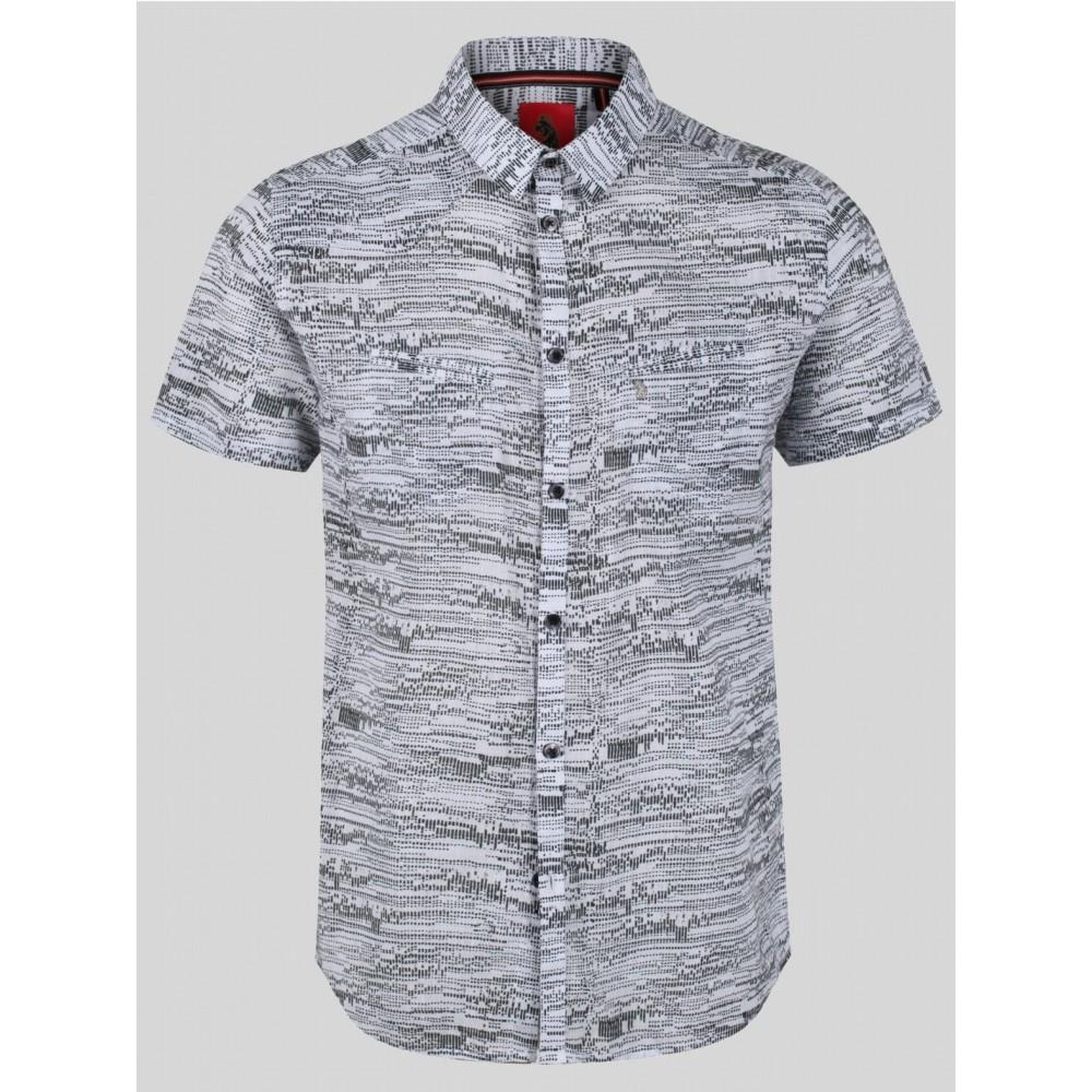 Luke 1977 Gomez White Shirt