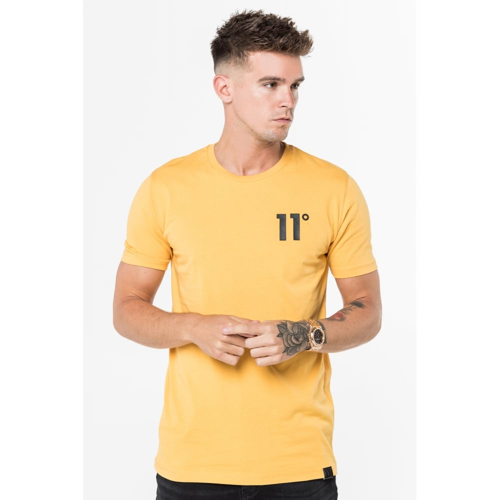 11 Degrees Core T-Shirt - Zest