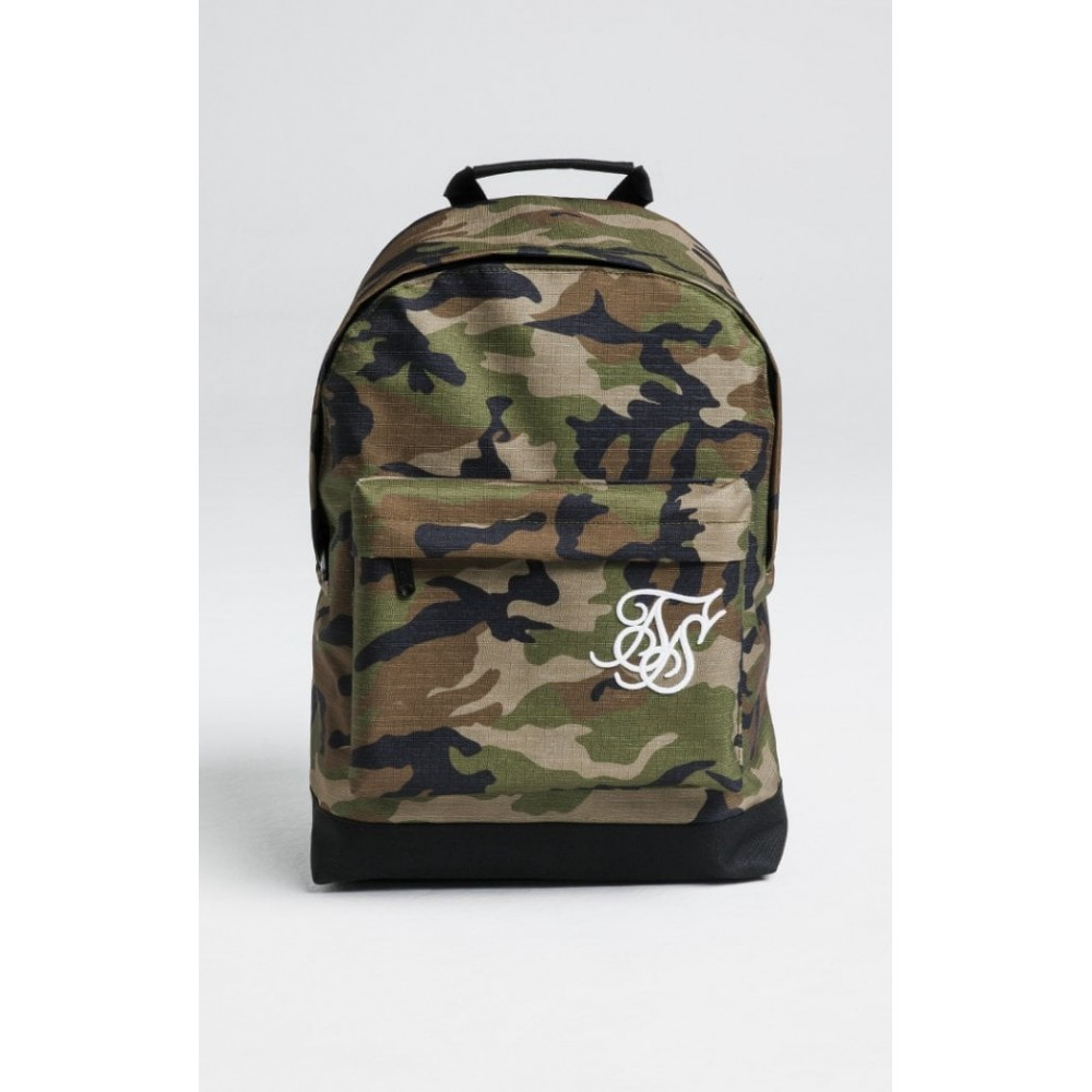 SikSilk Pouch Backpack - Camo
