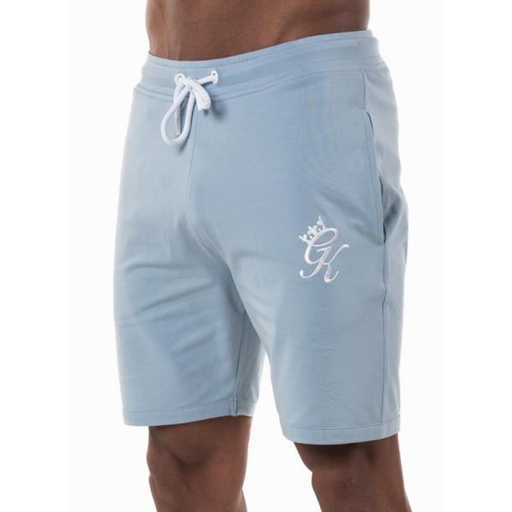 Gym King Jersey Shorts - Fog
