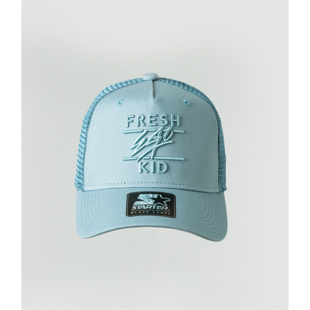Fresh Ego Kid Baby Blue Mesh Trucker