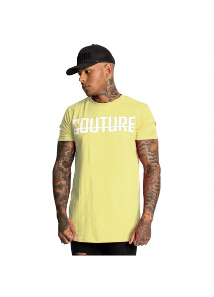 Fresh Couture Lemon Logo Tee