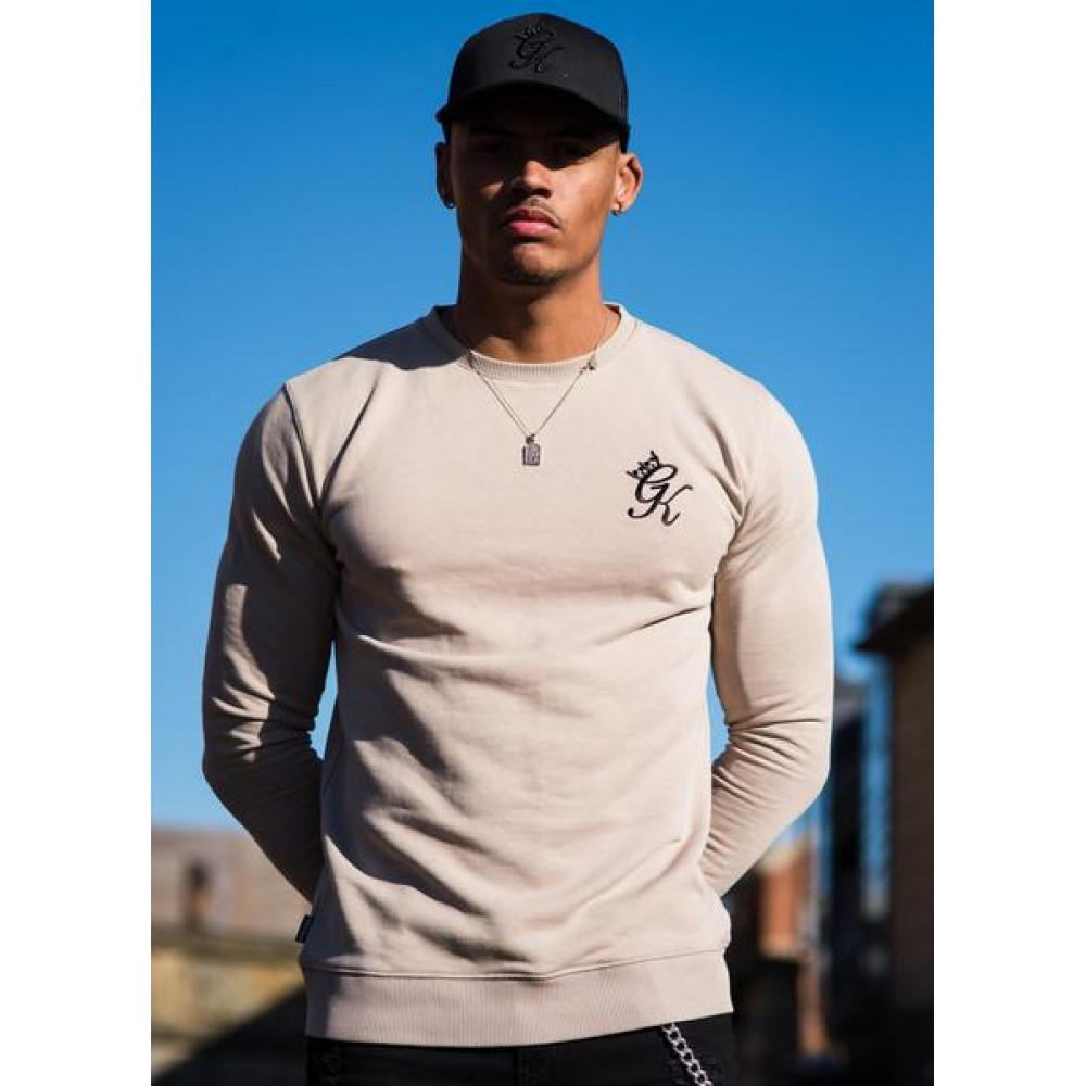Gym King Crew Sweatshirt – Nomad