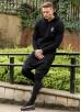 Gym King Pullover Hoodie - Black