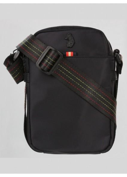 Luke 1977 Frenaus Black Cross Body Bag