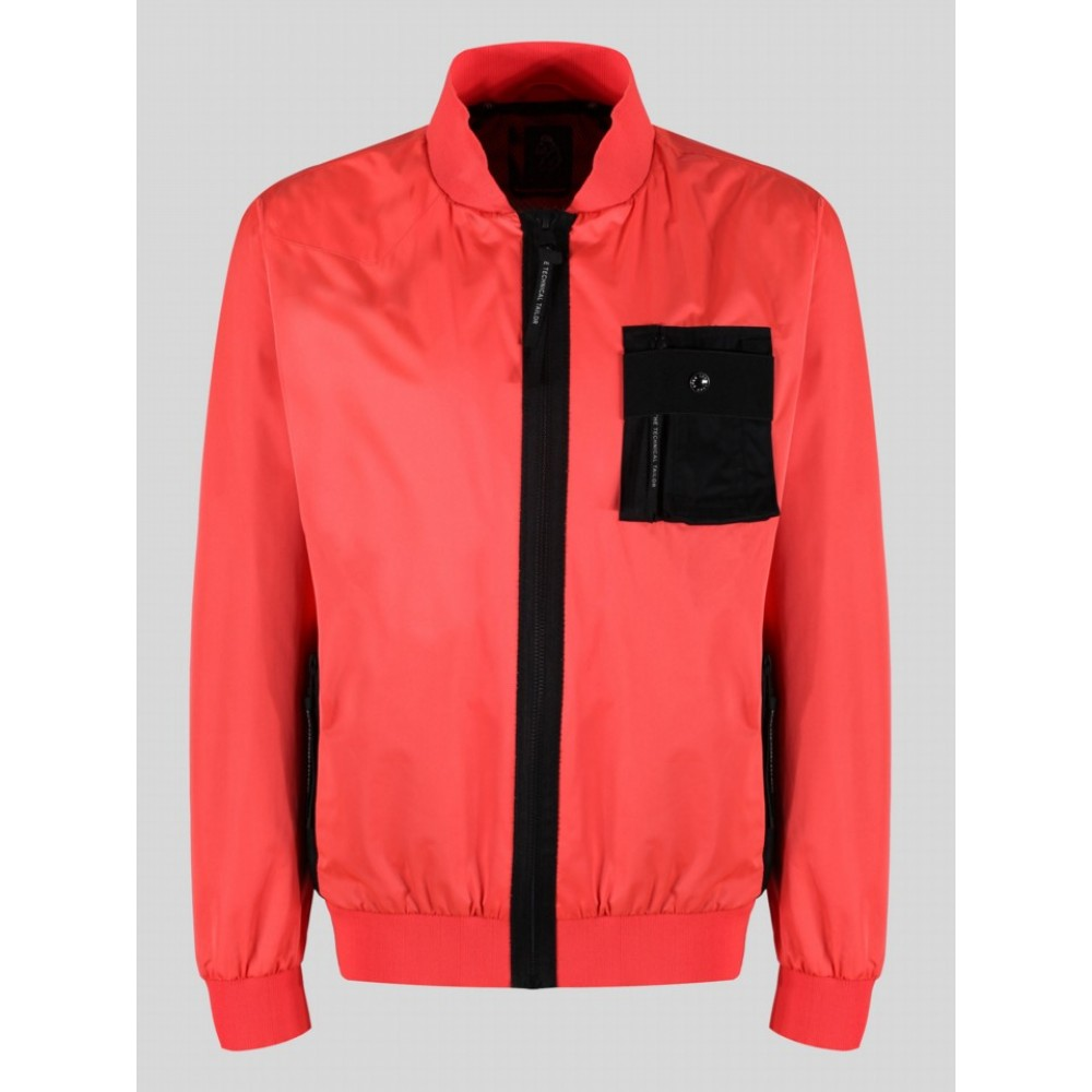Luke 1977 Springer Patch Pocket Jacket - Coral