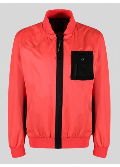 Luke 1977 Springer Patch Pocket Jacket - Coral
