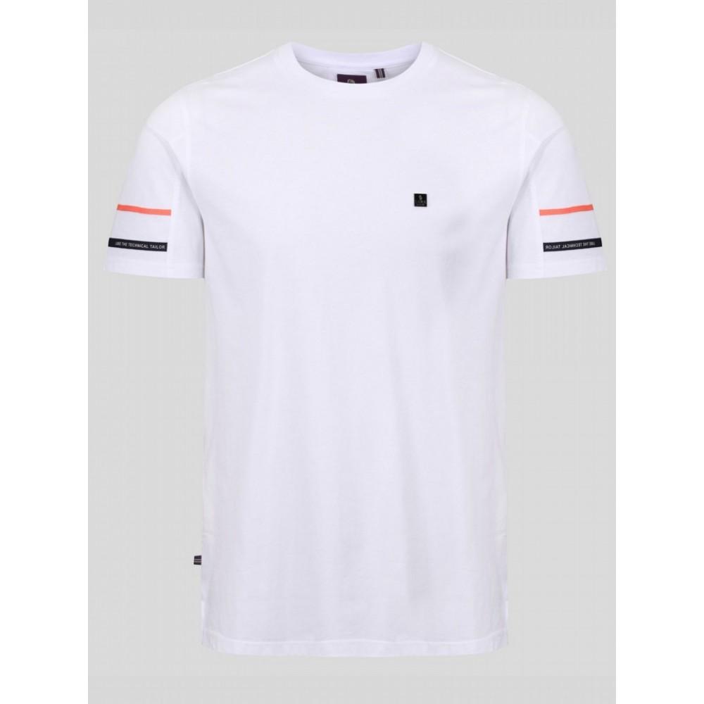 Luke 1977 Tape Tastic T-Shirt - White