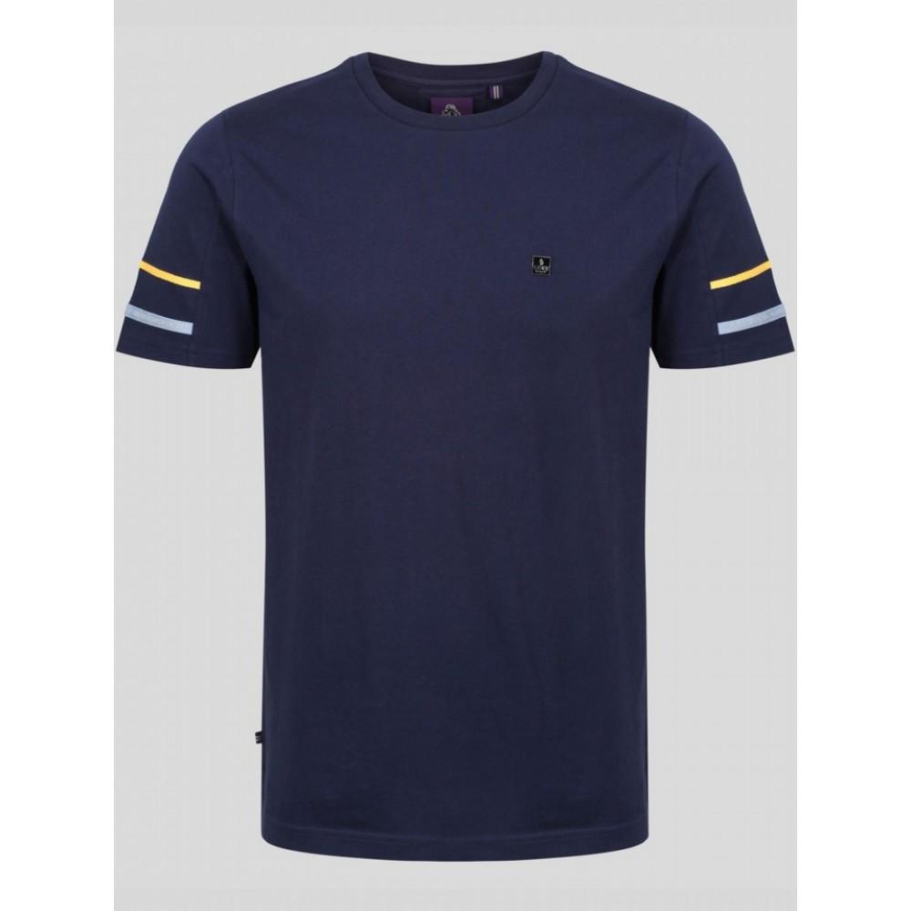Luke 1977 Tape Tastic T-Shirt - Navy
