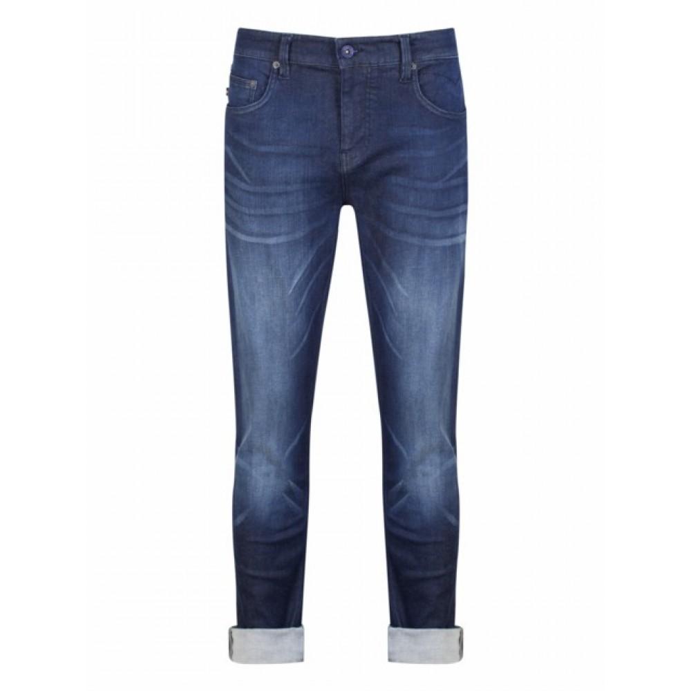 Luke 1977 Rui Jeans - Indigo Ignion Flex