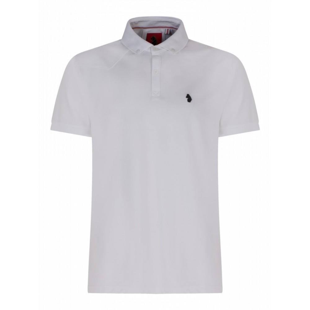 Luke 1977 Billiam Polo Shirt - White