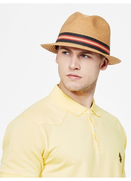 Luke 1977 Ledger Straw Fedora