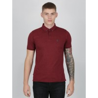 Luke 1977 Stan Pooles Polo - Mrl Cherry