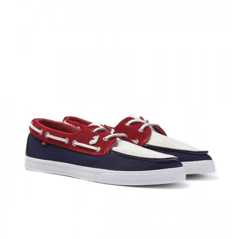 Luke 1977 Dawsons Boat Shoes - Indigo