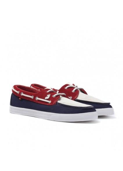 Luke 1977 Dawsons Boat Shoes - Indigo