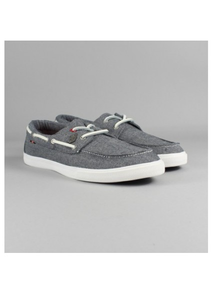 Luke 1977 Dawsons Boat Shoes - Light Chambray