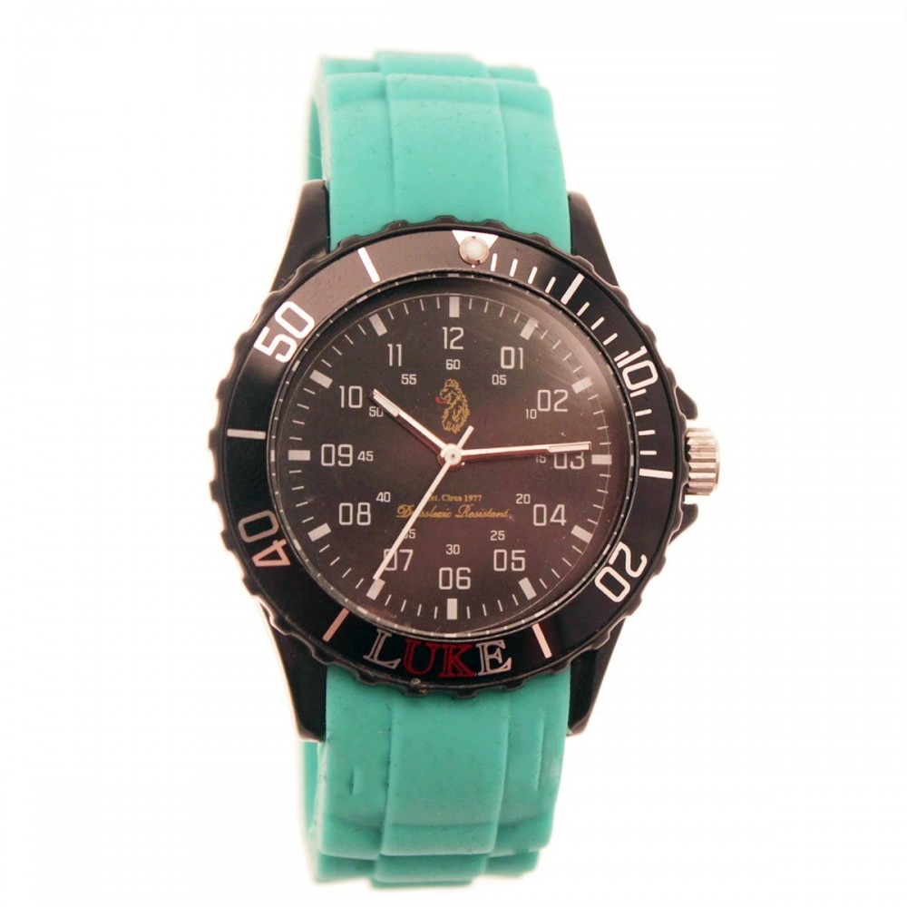 Luke 1977 Riga Watch - Green