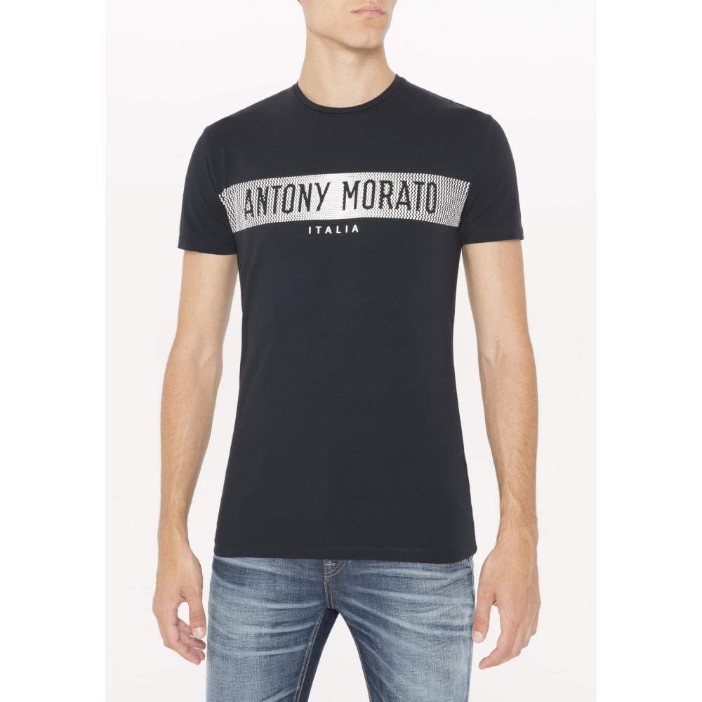 Antony Morato Brand Carrier T-Shirt