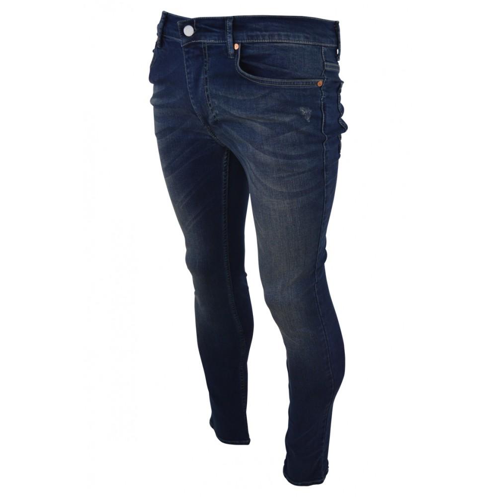 Religion Noize Stereo Indigo Denim Jeans