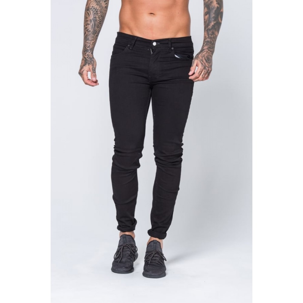 Religion Noize True Black Denim Jeans