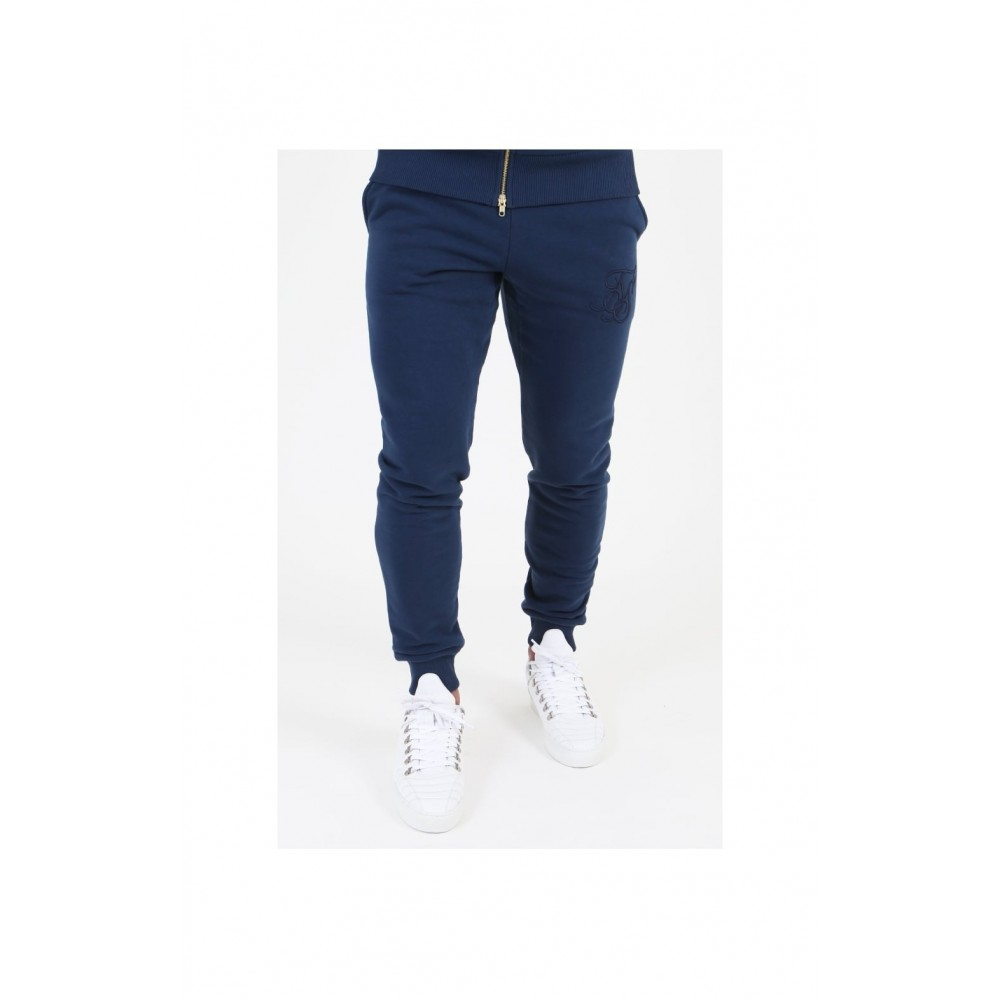 SikSilk Standard Joggers - Royal Navy