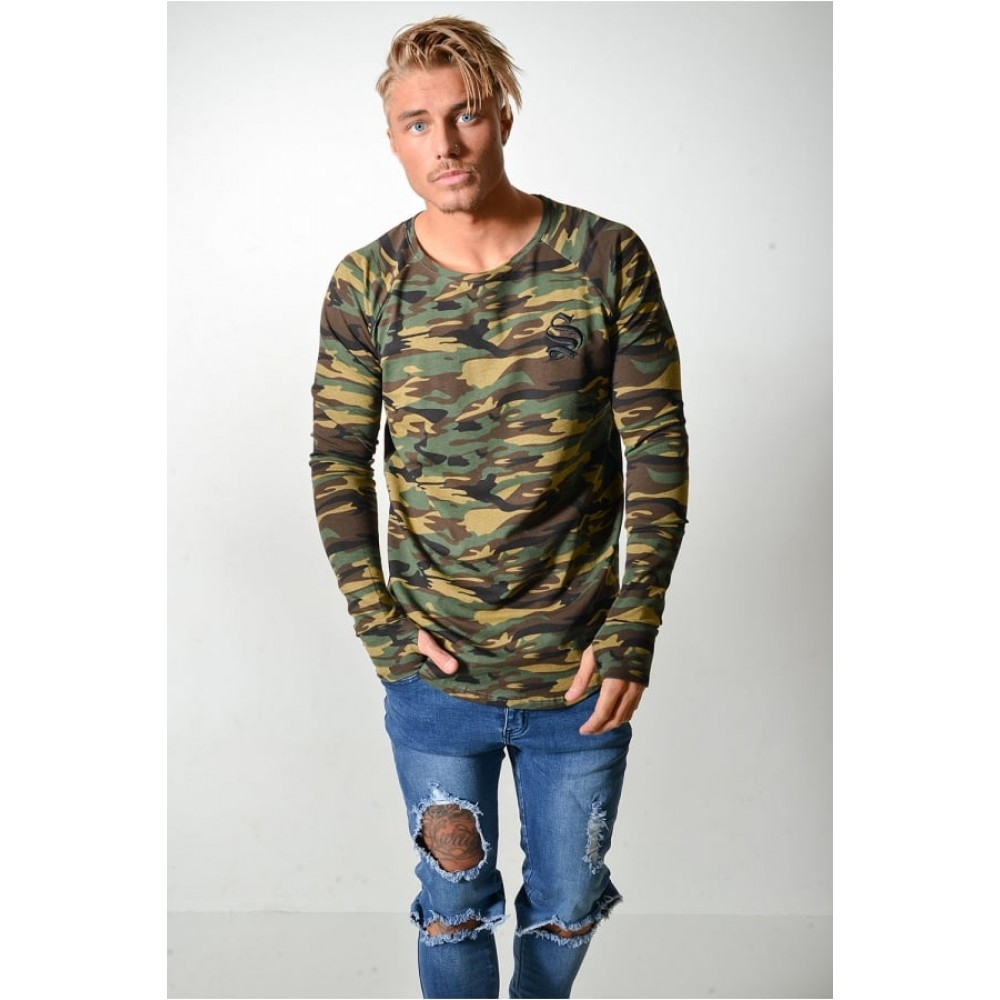 Sinners Base Layer - Camo