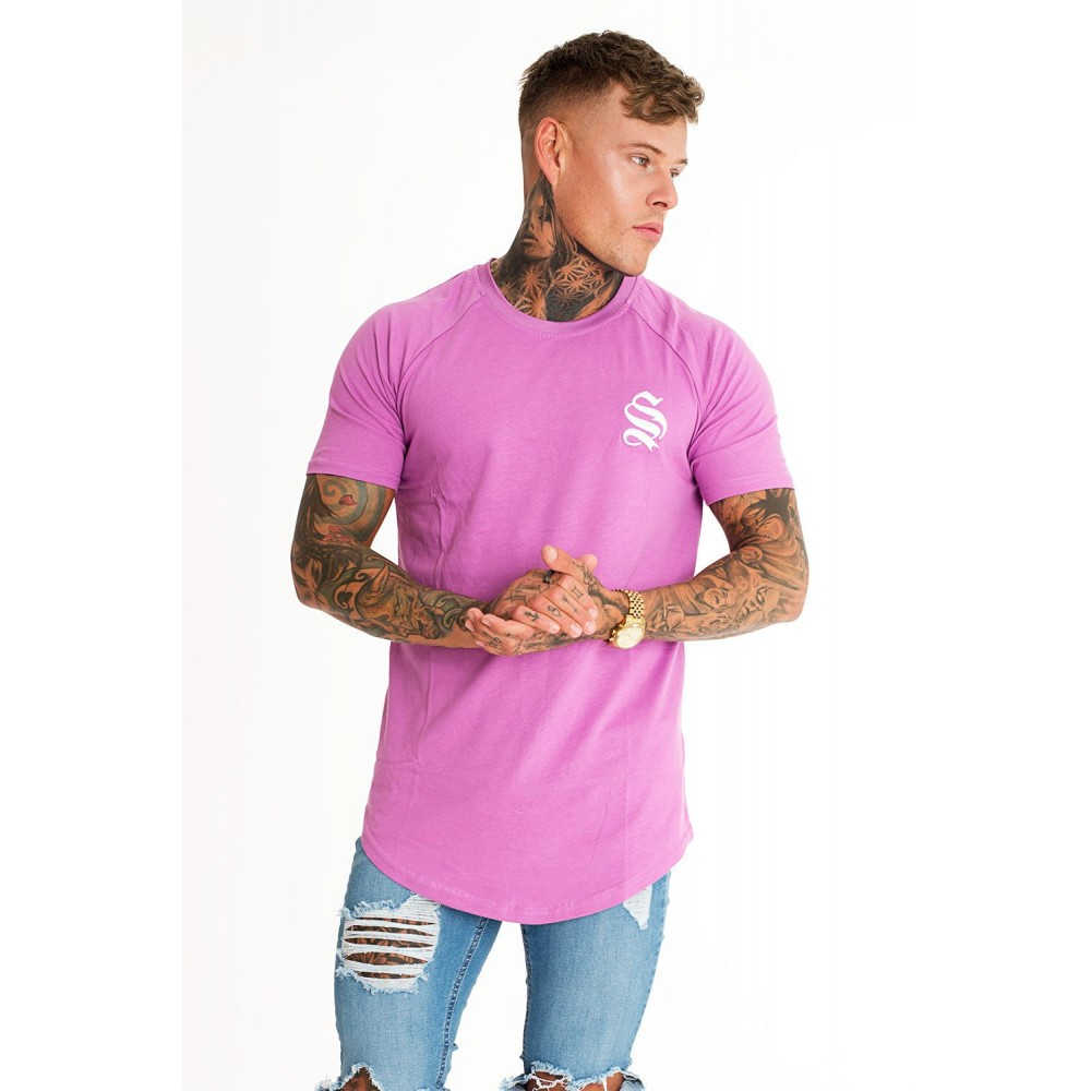 Sinners Attire Core Tee - Dusty Pink