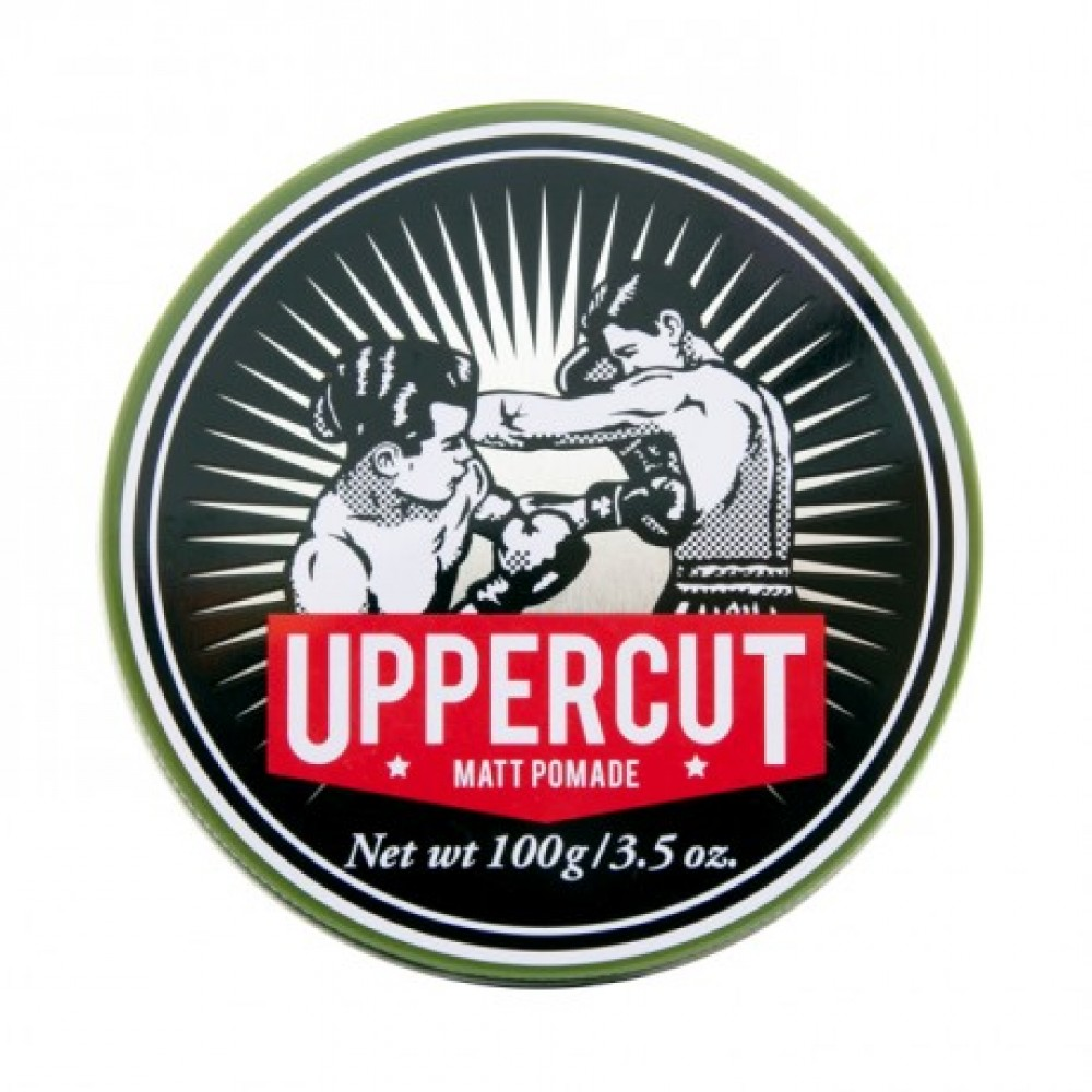 Uppercut Deluxe Matt Pomade