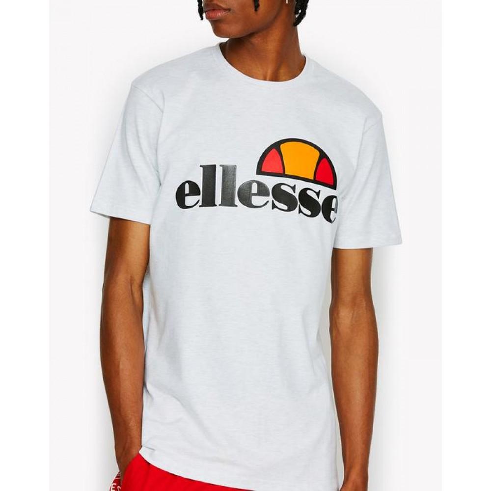 Ellesse Prado T-Shirt White Marl