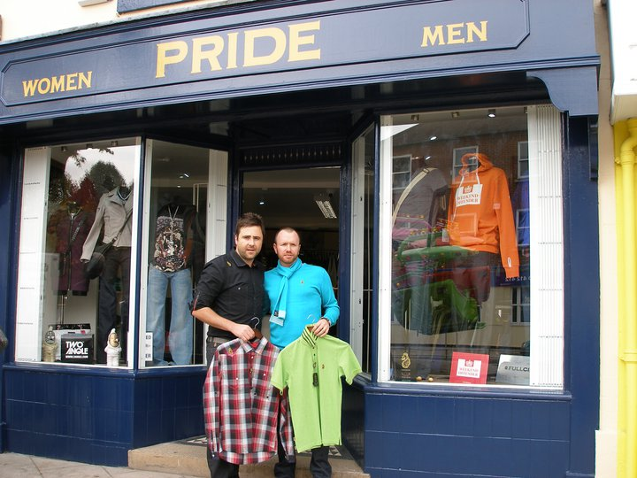 Pride Clothing with Luke Roper